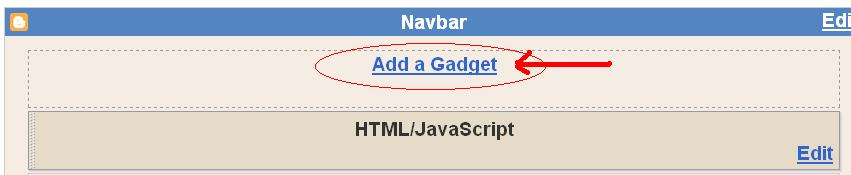 How to add adsense, bidvertiser & other ad codes to blogger.
