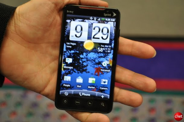 Sprint HTC EVO 4G Review