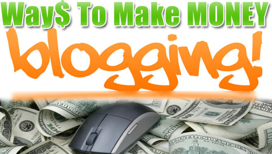 ways to make money blogging How to Make Money Blogging [Complete Newbies Guide]
